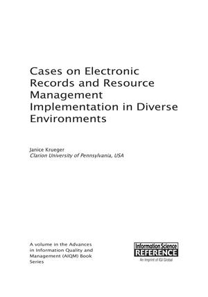 Theses and Dissertations from Print to ETD: The Nuances of Preserving and Accessing Those in Music