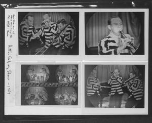 Primary view of object titled 'Arthur Godfrey Show - 1957'.