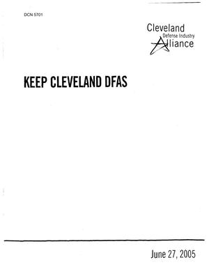 Primary view of object titled 'State Input - Keep Cleveland'.