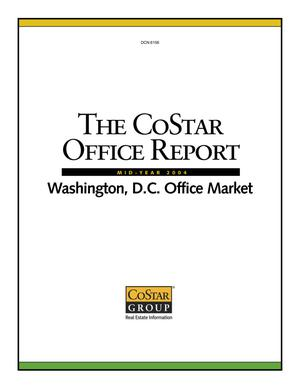 Primary view of object titled 'The CoStar Office Report Mid-Year 2004'.