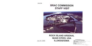 Primary view of object titled 'Base Input - Rock Island  Arsenal IL'.