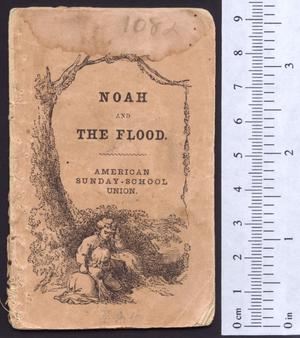 Primary view of object titled 'Noah and the flood.'.