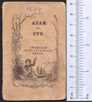 Primary view of object titled 'Adam and Eve'.