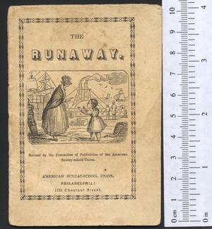 Primary view of object titled 'The runaway'.