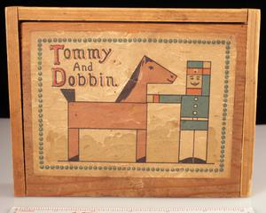 Primary view of object titled 'Tommy and Dobbin'.