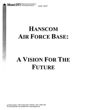 Primary view of object titled 'Community Input - Hanscom Air Force Base Presentation - Mass DTI -'.