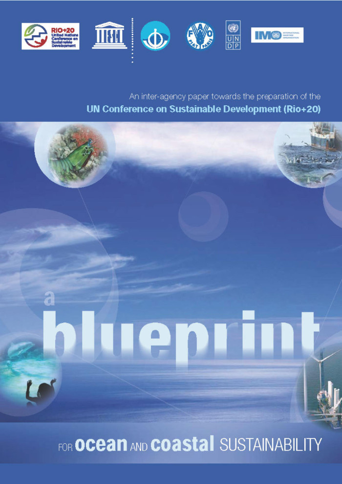 A blueprint for ocean and coastal sustainability an inter agency a blueprint for ocean and coastal sustainability an inter agency report towards the preparation of the un conference on sustainable development rio20 malvernweather Choice Image