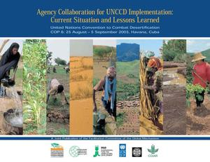 Primary view of object titled 'Agency Collaboration for UNCCD Implementation: Current Situation and Lessons Learned'.