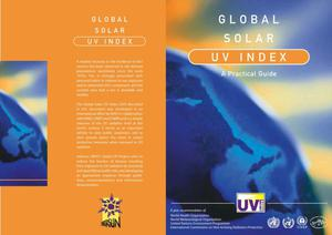 Primary view of object titled 'Global Solar UV Index'.