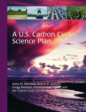 Primary view of object titled 'A U.S. Carbon Cycle Science Plan'.