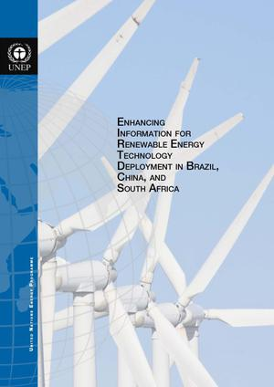 Primary view of object titled 'Enhancing Information for Renewable Energy Technology Deployment in Brazil, China and South Africa'.