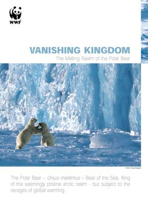 Primary view of object titled 'Vanishing Kingdom: The Melting Realm of the Polar Bear'.