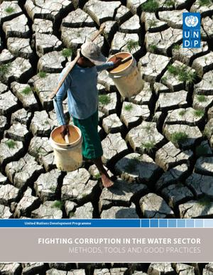 Primary view of object titled 'Fighting Corruption in the Water Sector - Methods, Tools and Good Practices'.