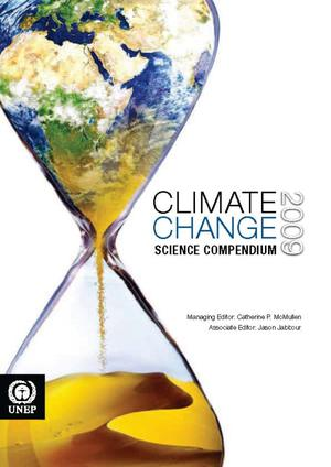 Primary view of object titled 'Climate Change: Science Compendium 2009'.
