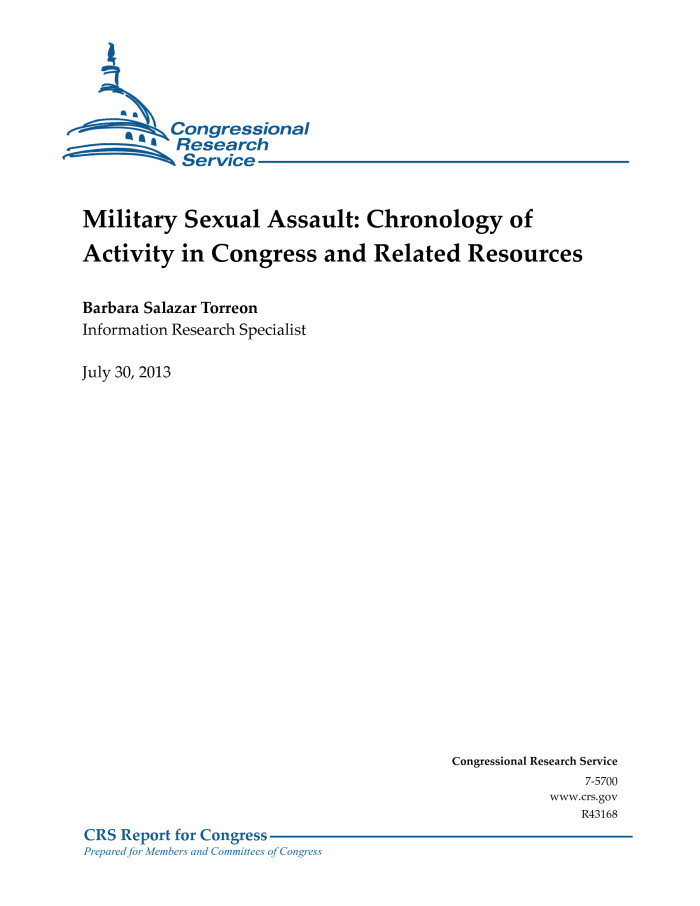 Sexual assault resource services