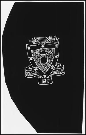 Primary view of object titled '[Fraternity Seal/Badge]'.