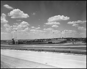 Primary view of object titled '[Fouts Field from a Distance]'.