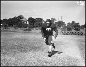 Primary view of object titled '[Football Player]'.