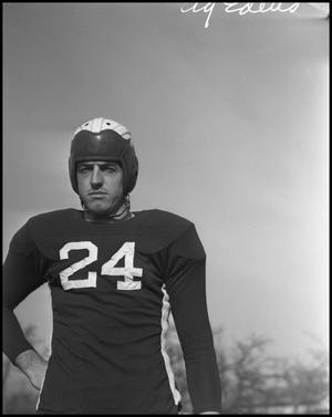 Primary view of object titled '[Jersey Number 24 Football Player]'.