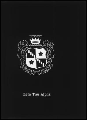 Primary view of object titled '[Zeta Tau Alpha Fraternity Badge/Seal]'.