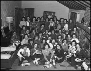 Primary view of object titled '[Kappa Kappa Kappa Party]'.