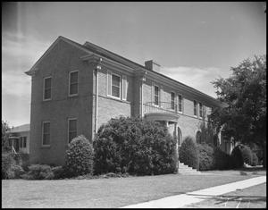Primary view of object titled '[Home Management House, Exterior]'.