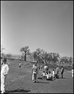 Primary view of object titled '[Intramurals]'.