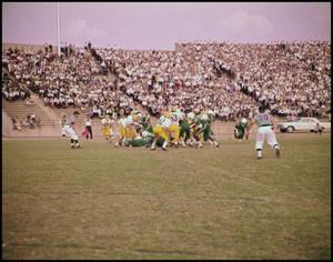 Primary view of object titled '[North Texas Football Game]'.