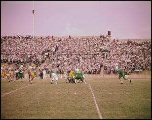 Primary view of object titled '[1962 Football Game]'.