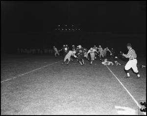 Primary view of object titled '[North Texas vs Drake 1961]'.