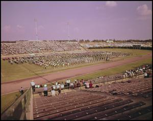 Primary view of object titled '[1963 Football Half-Time Show]'.