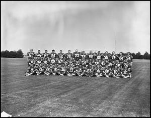 Primary view of object titled '[Football Team]'.
