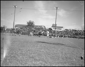 Primary view of object titled '[Commerce Football Game]'.