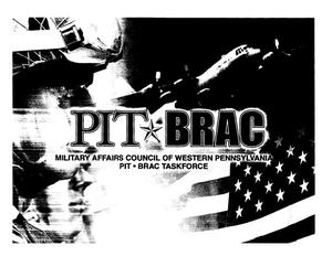Primary view of object titled 'General Community Input State PA PIT BRAC'.