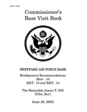Primary view of object titled 'Base Visit Book - AF30'.