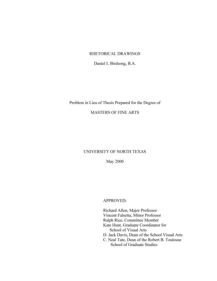 ralf hund dissertation