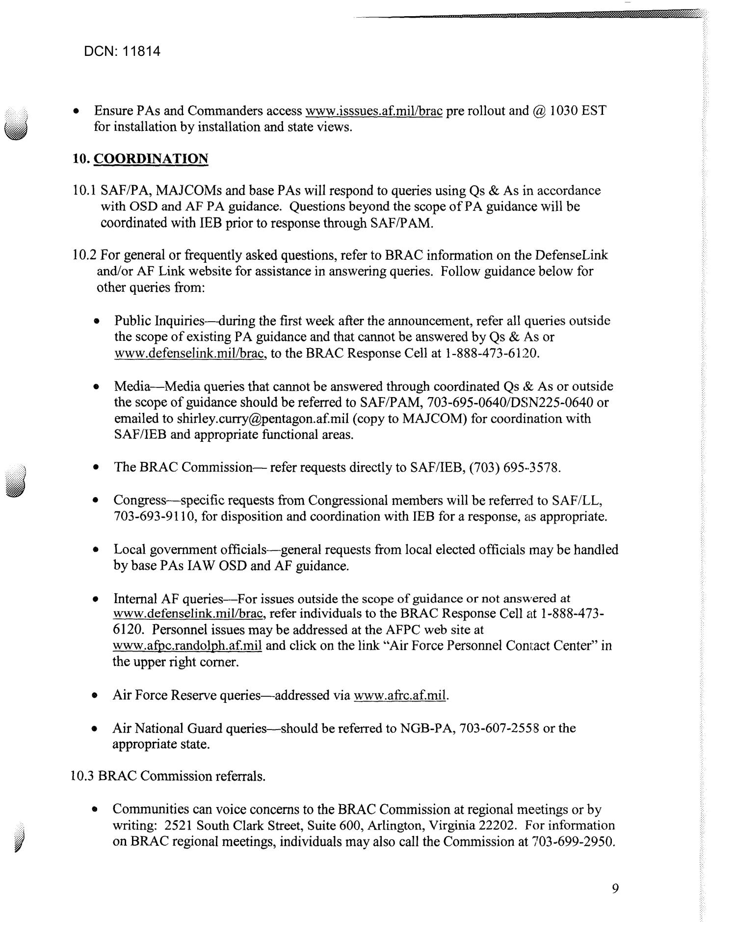 BRAC Analysis - Notes and Research - Page 60 of 115