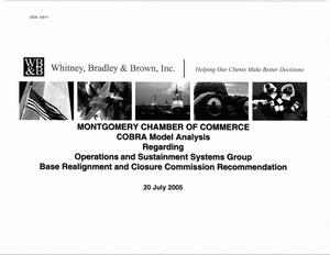 Primary view of object titled 'General  - Community Briefing - 7/20/05'.