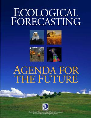 Primary view of object titled 'Ecological Forecasting: Agenda for the Future'.