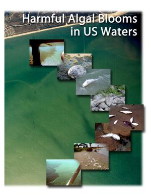 Primary view of object titled 'Harmful Algal Blooms in US Waters'.