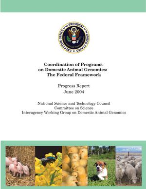 Coordination of Programs on Domestic Animal Genomics: The Federal Framework
