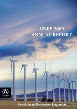 UNEP 2008 Annual Report