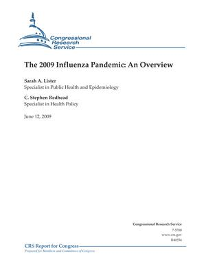 The 2009 Influenza Pandemic: An Overview