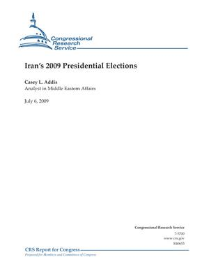 Iran's 2009 Presidential Elections
