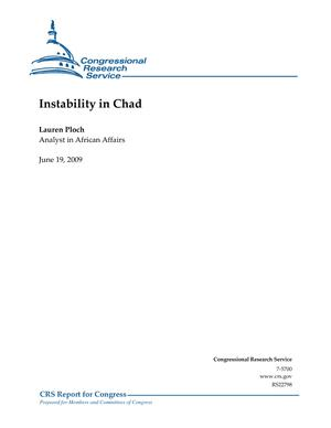 Instability in Chad