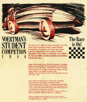 Voertman's Student Competion (sic) Competition / The Race is On!