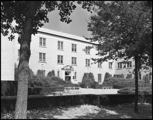 Primary view of object titled '[Photograph of Terrill Hall]'.