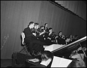 Primary view of object titled '[1942 Symphony Orchestra]'.