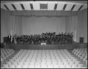 Primary view of object titled '[1962 Symphony Orchestra]'.