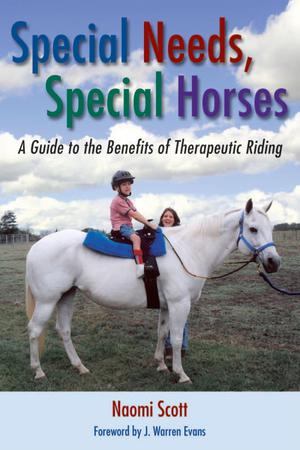 Primary view of object titled 'Special Needs, Special Horses: a Guide to the Benefits of Therapeutic Riding'.